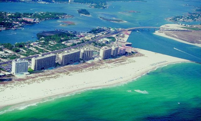 Perdido Key Hotels On The Beach
