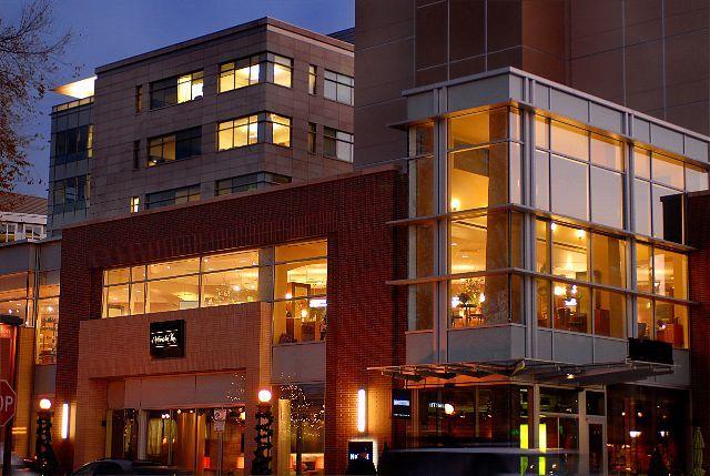 Exterior View of JW Marriott Denver