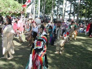 Curve Lake Pow Wow at Westwind Inn on the Lake.