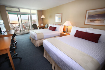 Guestroom at Best Western Ocean View Resort Seaside