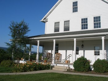 Exterior view of Bed & Breakfast At The Rock.