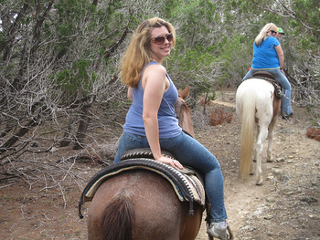 Horseback Riding at Rancho Cortez