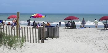 Beach View at Water's Edge Resort