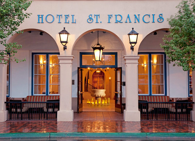 Exterior View of Hotel St. Francis