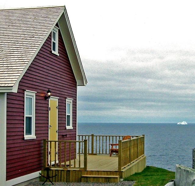 Elizabeth j cottages bonavista newfoundland and labrador for Cabins in newfoundland