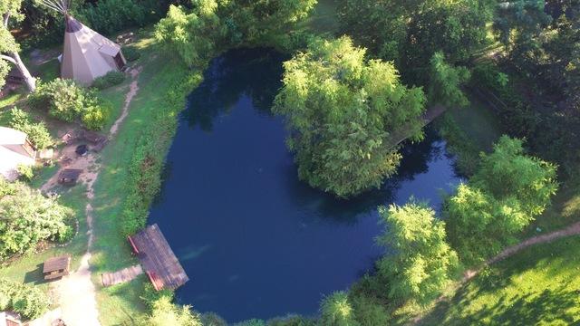 Geronimo Creek Retreat New Braunfels Tx Resort