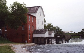 Phelps Mill near Bonnie Beach Resort.