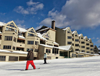 Winter activities at The Mountain Club.
