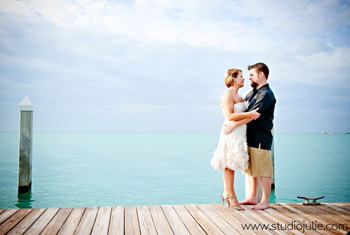 Romantic getaway at Sunset Key Guest Cottages.
