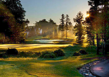 Golf Course at Woodloch Resort