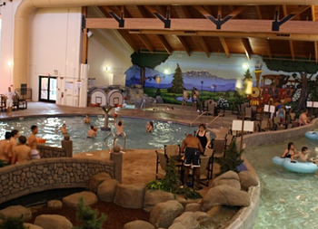 Water Park at Three Bears Lodge