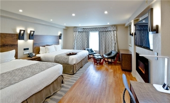 Guest Room at Hotel Strata