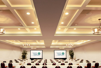 Conference at Geneva Ridge Resort.