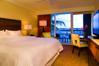 Guest Room at The Westin Key West Resort