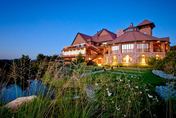 Luxury Spa Resorts New Jersey