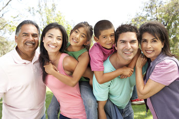 Family reunions at Fernwood Resort.