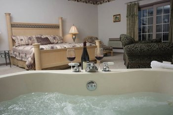 Spa suite at The French Manor Inn and Spa.