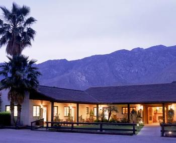 Exterior View of Smoke Tree Ranch