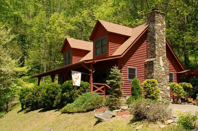 Maggie valley vacation rentals maggie valley nc Smoky mountain nc cabin rentals