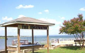 Lake View at The Edgewater Waterfront Cottages