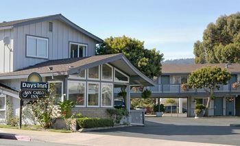 Exterior View of Days Inn Monterey Downtown