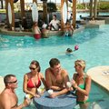 Friends In Pool at North Beach Plantation