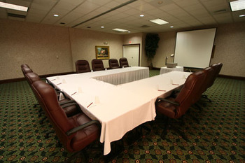Conference room at Bayshore Resort.