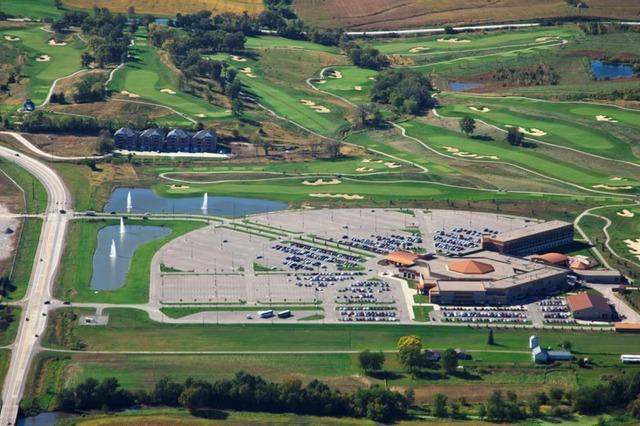 Riverside casino ia city
