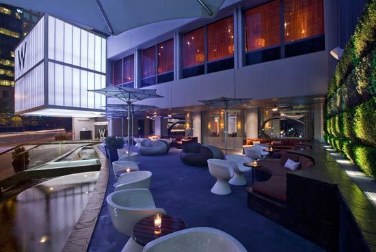 W Atlanta Midtown Atlanta Ga Resort Reviews