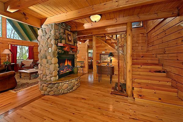 pigeon forge vacation rentals cabin spectacular 3