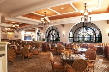Restaurant Interior at Fess Parker's Doubletree Resort
