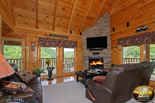 The Bears Cove - 2 Bedrooms, 2 Baths, Sleeps Pigeon Forge Cabin Rentals Find this Pin and more on Gatlinburg, TN Cabin Rentals by cabinrentals. Welcome to The Bears Cove. Everything you need to know, from the property to the surrounding area, is here at the touch of a button.