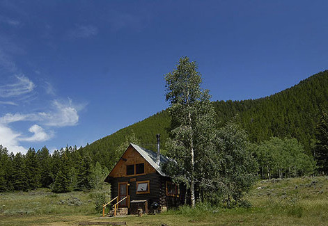 Pioneer guest cabins crested butte co resort reviews for Crested butte cabins
