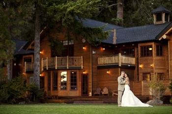 Weddings at The Lodge at Suttle Lake