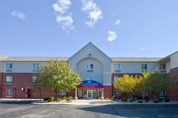 Exterior view of Candlewood Suites DETROIT-TROY.