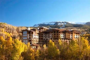 Exterior View of Viceroy Snowmass