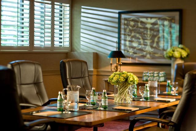 National Room at Topnotch Resort.