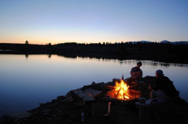 Lakeside Lodge And Resort Island Park Id