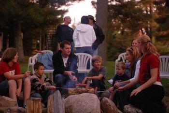 Family reunions at Northridge Inn & Resort.