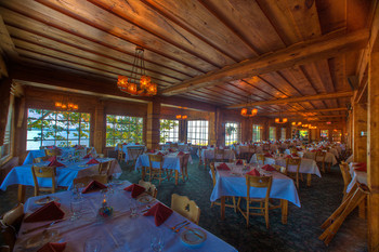 Wedding at Lutsen Resort on Lake Superior.
