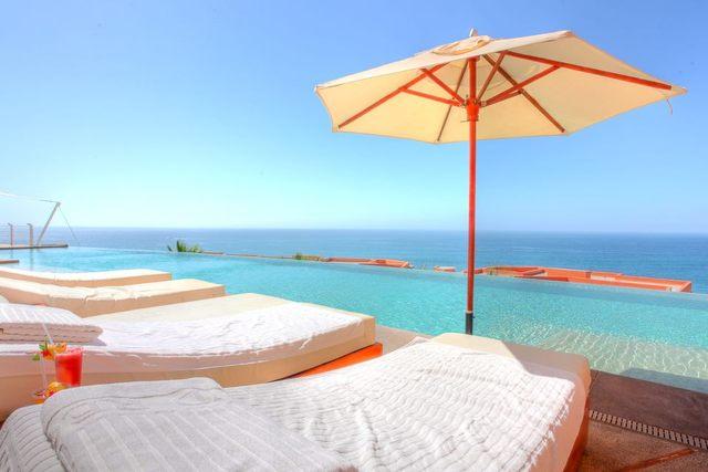 Lounge at Grand Regina Los Cabos