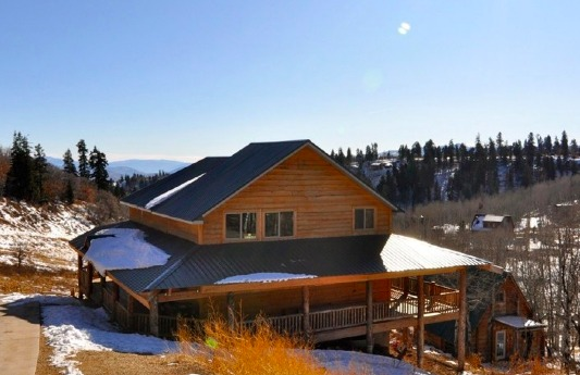 utah cabins vacation rentals park city snowmobile