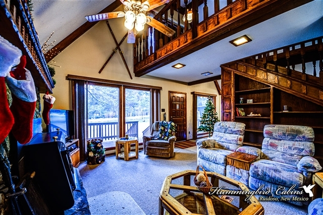 Ruidoso Vacation Rentals Cabin Oversized Home In The