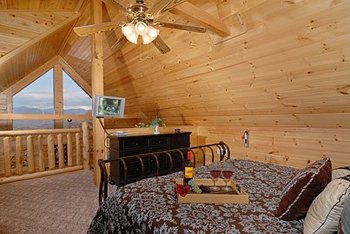 Cabin Rental at Timber Tops Rentals