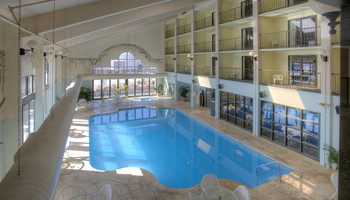 Indoor Pool at Lodge of the Ozarks