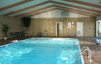 Indoor Pool at Thousand Hills Golf Resort