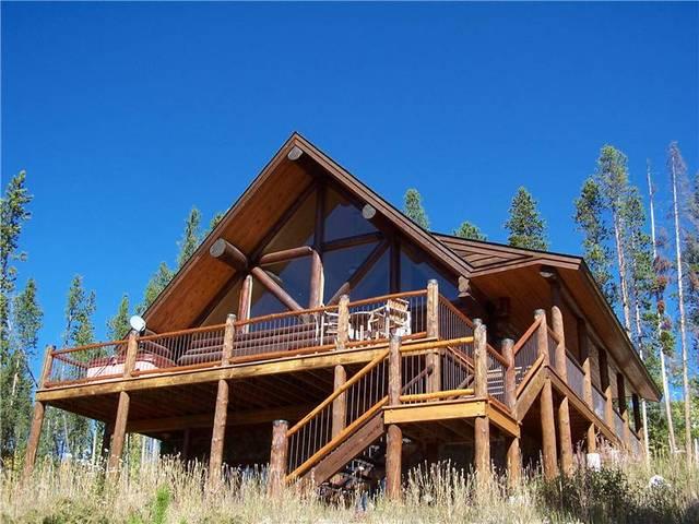 Winter Park Vacation Rentals Cabin Inspiration Point
