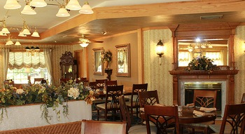 Interior View at Fulton Steamboat Inn