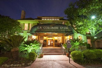 Welcome to La Colombe D'or Hotel