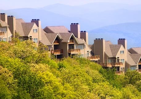 Resort View at Wintergreen Resort